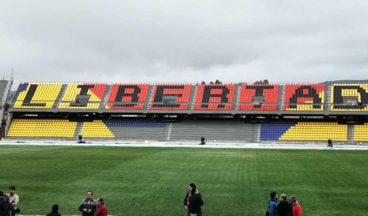 Estadio La Libertad