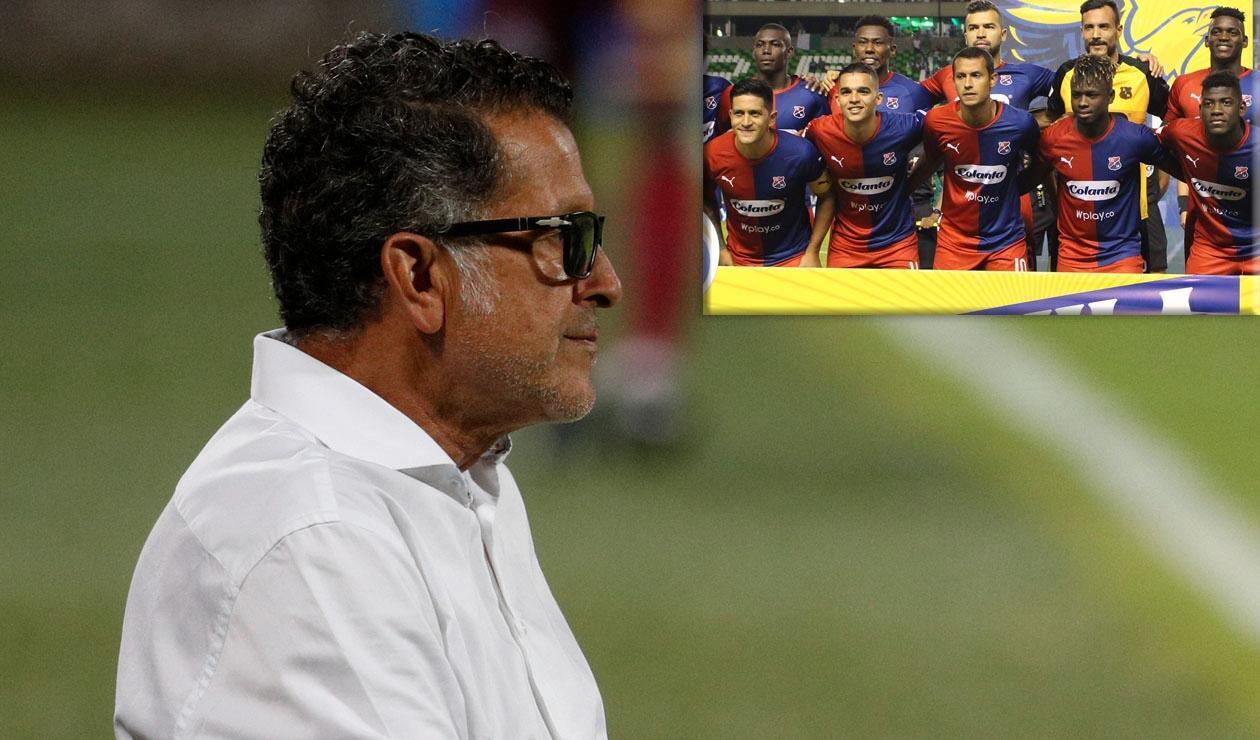 Juan Carlos Osorio y el Medellín
