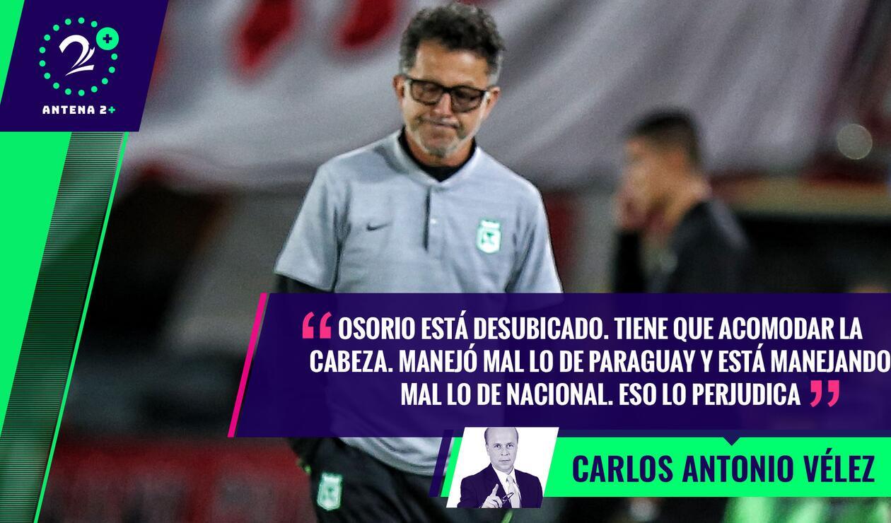 Palabras Mayores - Juan Carlos Osorio