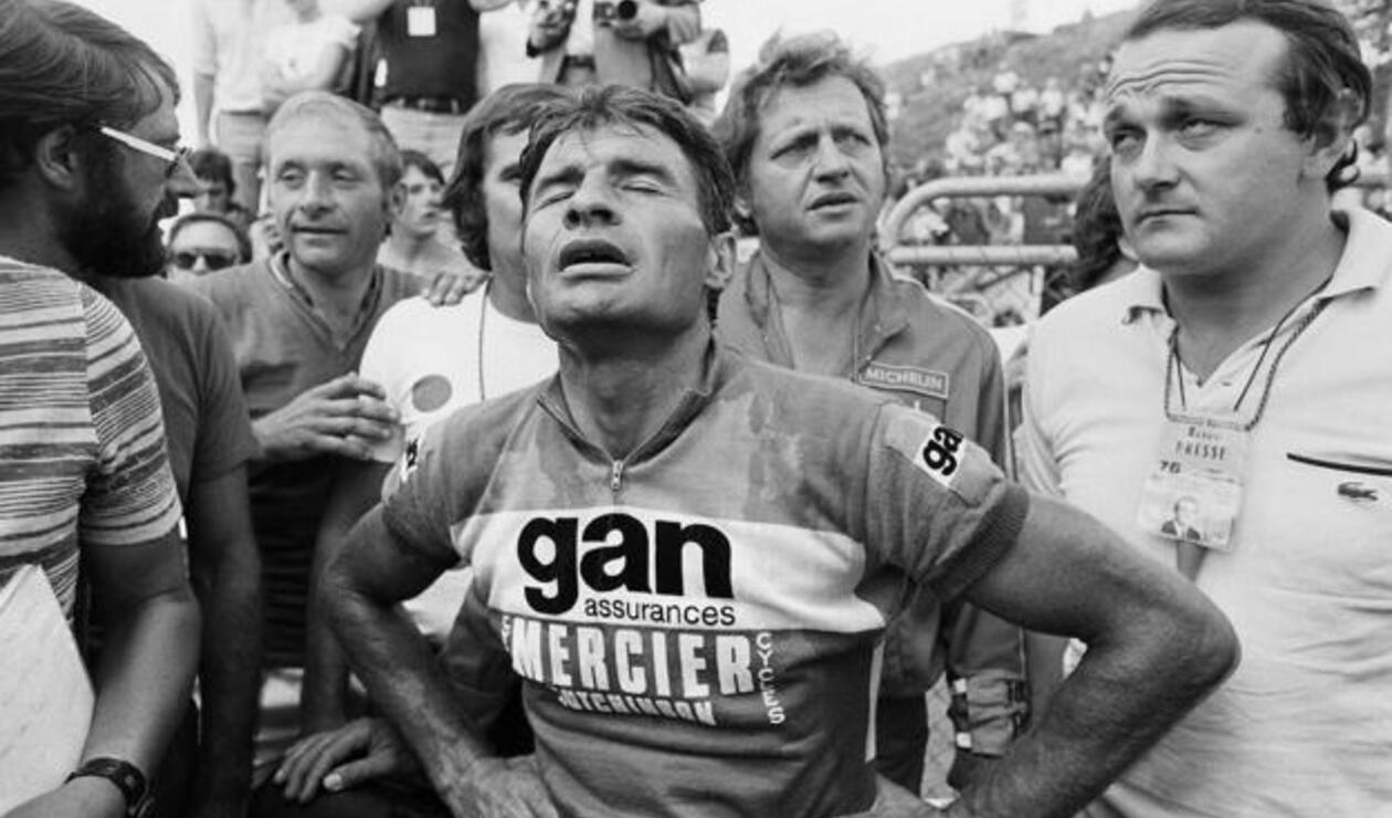 Raymond Poulidor, exciclista, falleció a los 83 años