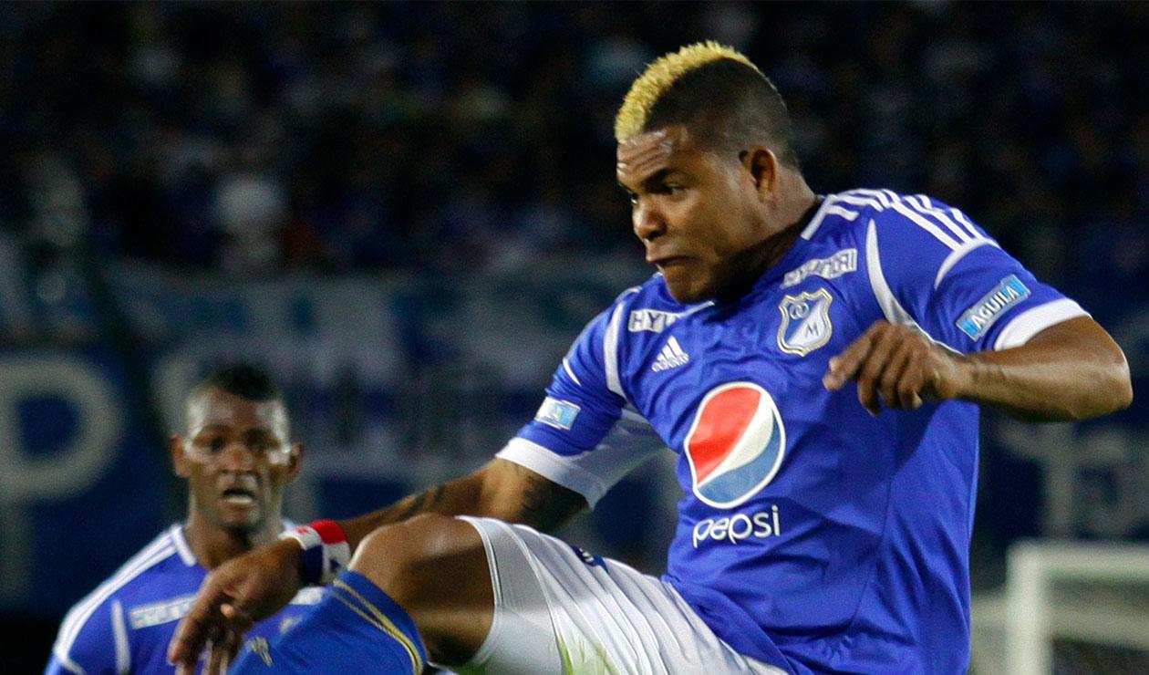 Román Torres, Millonarios