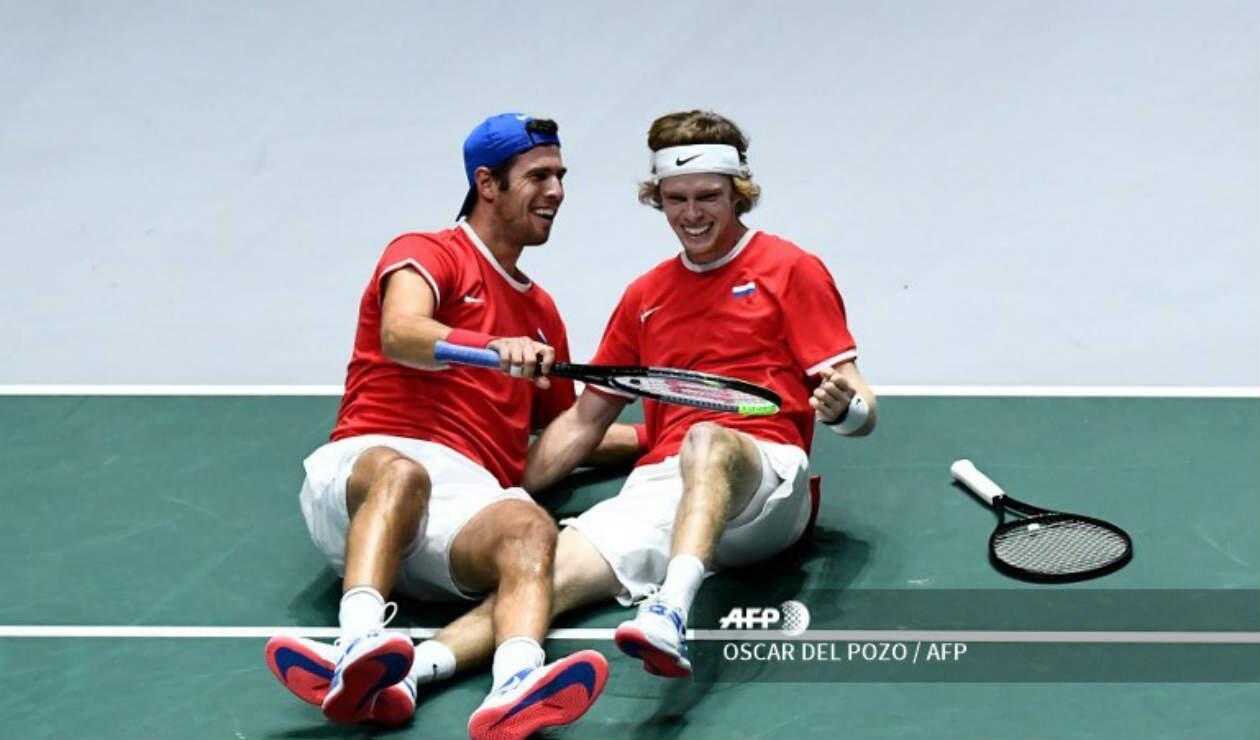 Rusia - Copa Davis