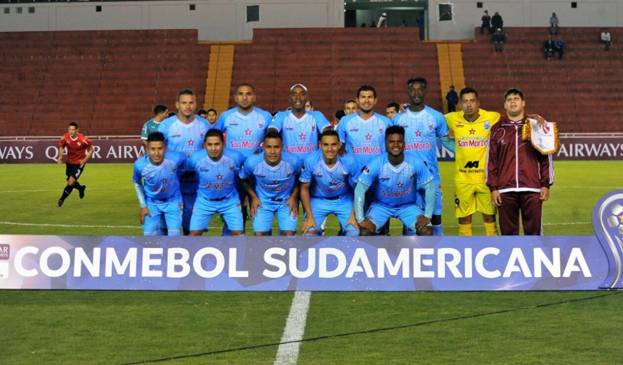 Binacional, equipo del fútbol peruano