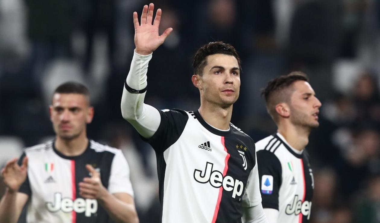 Cristiano, Juventus