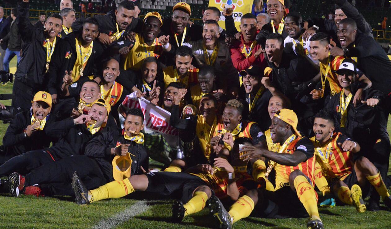 Deportivo Pereira, Torneo Águila