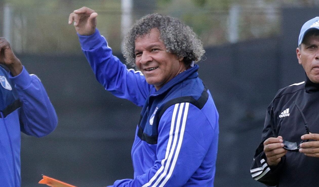 Alberto Gamero, Millonarios
