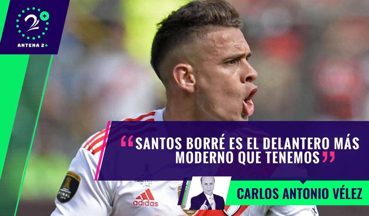 Rafael Santos Borré - Palabras Mayores