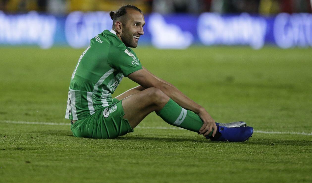 Atlético Nacional, Hernán Barcos