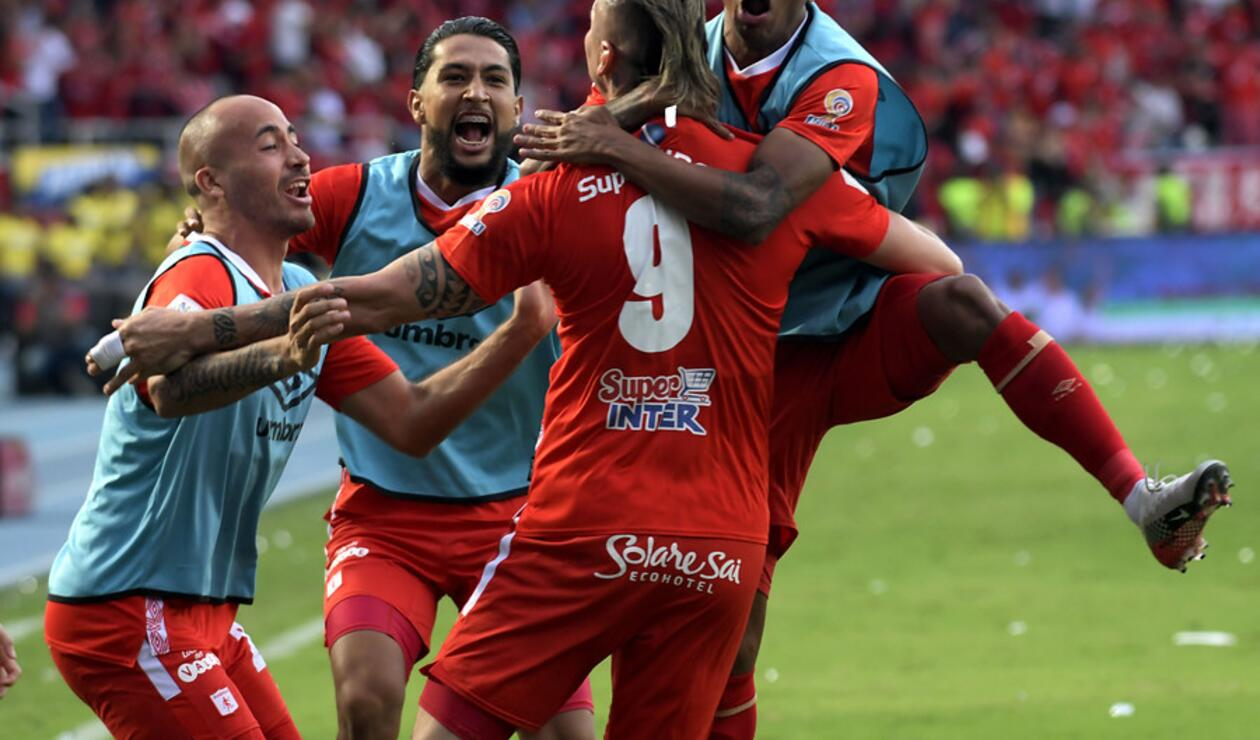 América de Cali campeón Liga Águila 2019