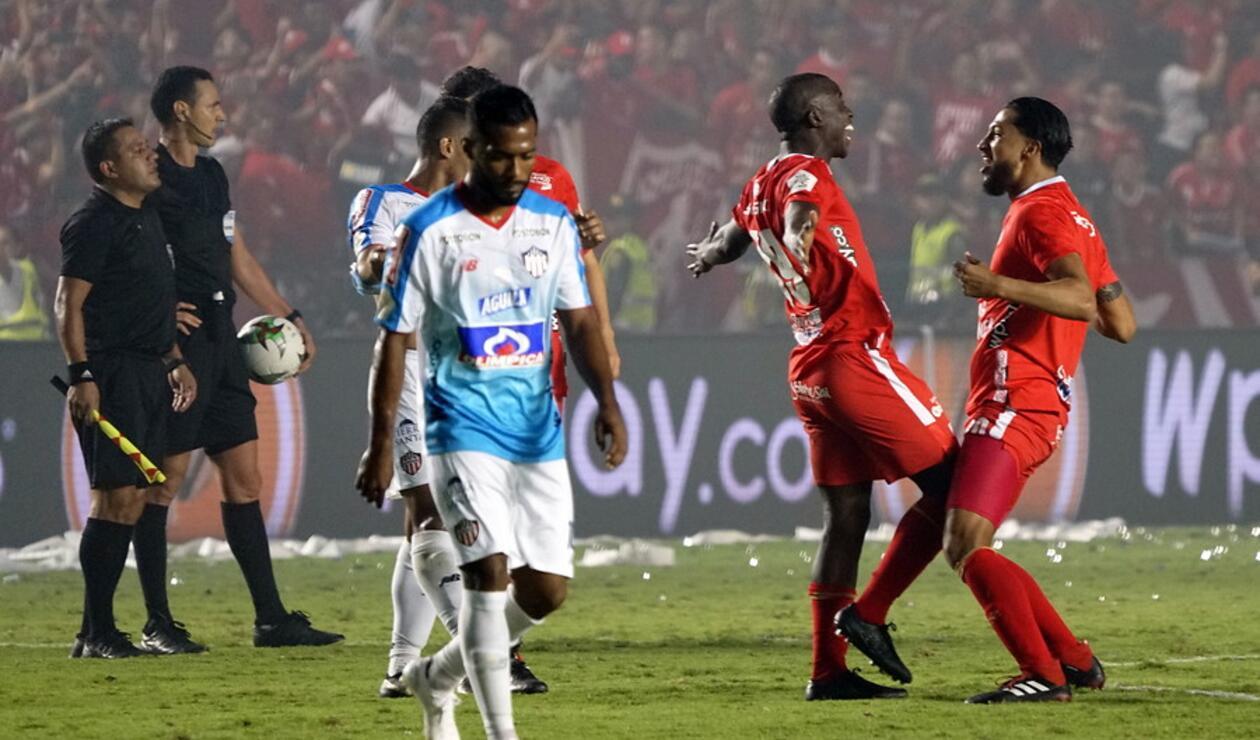América vs Junior - Final Liga Águila