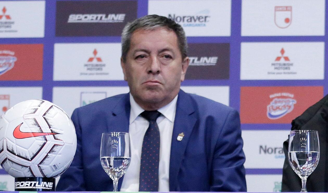Eduardo Méndez, Independiente Santa Fe