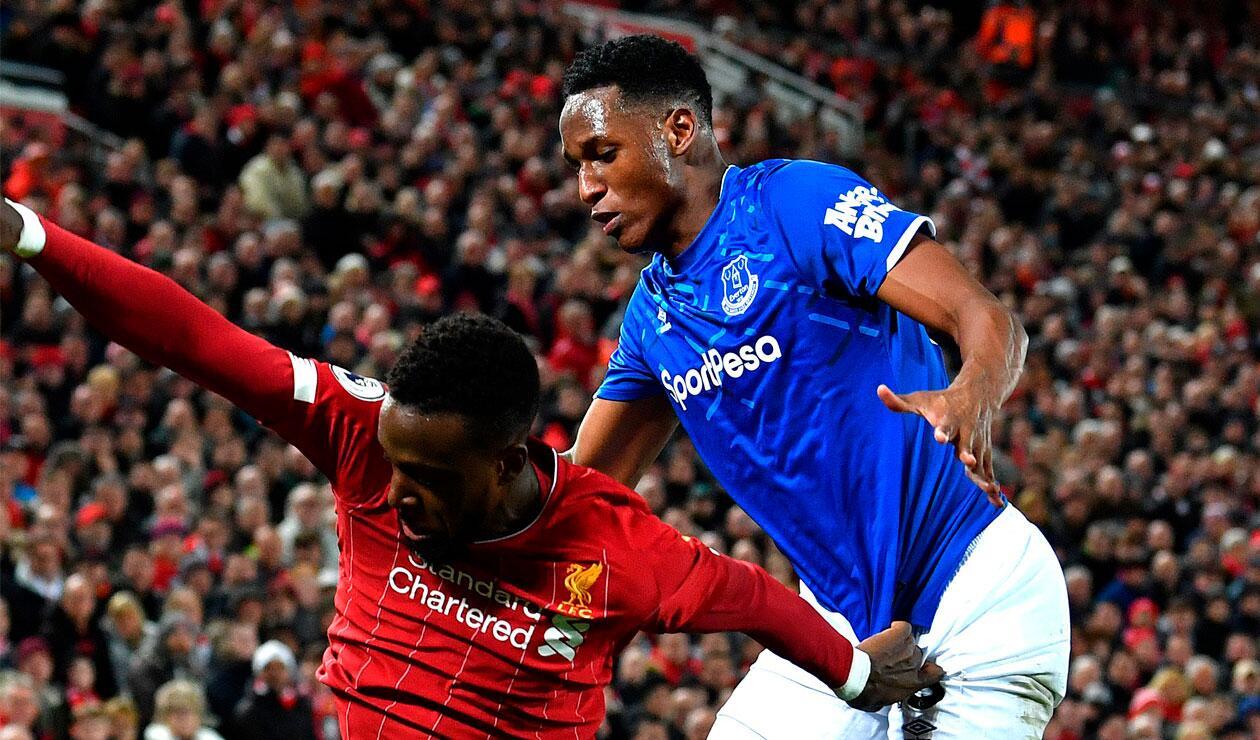 Everton, Liverpool, Premier League