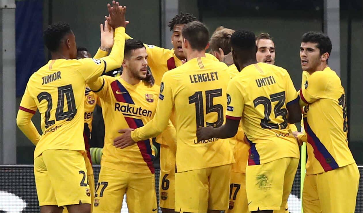 Barcelona - Champions