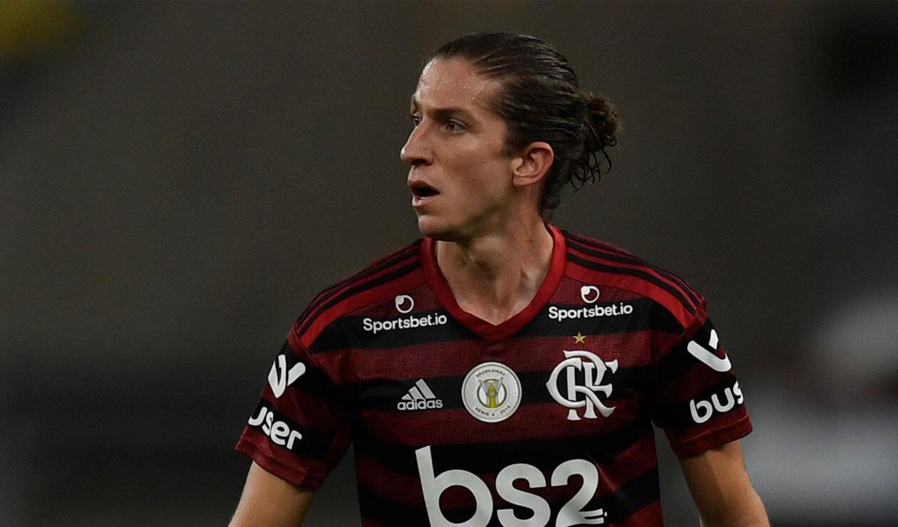 Filipe Luis, Flamengo
