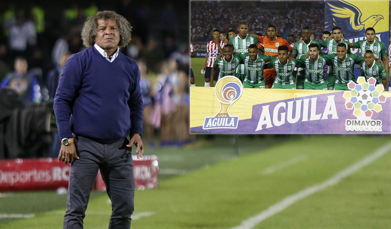 Alberto Gamero, técnico de Millonarios, interesado en un jugador de Nacional