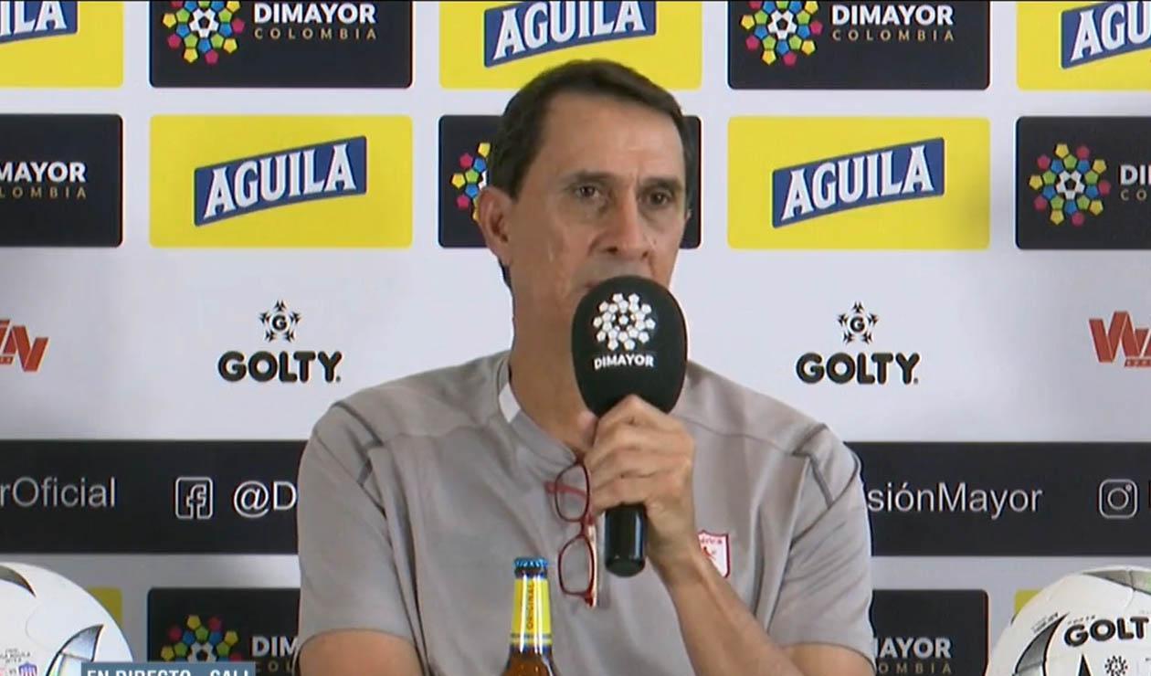 Alexandre Guimaraes,técnico del América de Cali