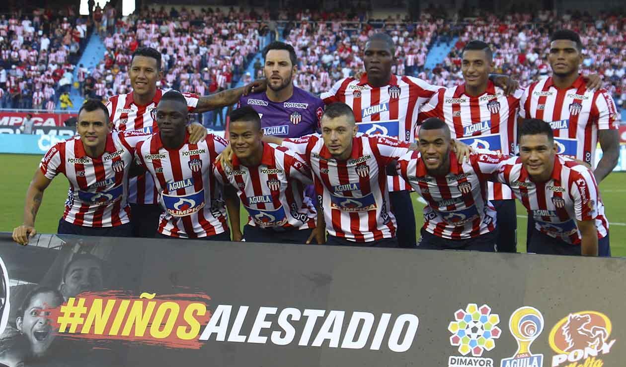 Junior de Barranquilla, equipo 2018