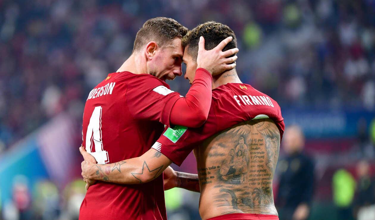 Liverpool campeón Mundial