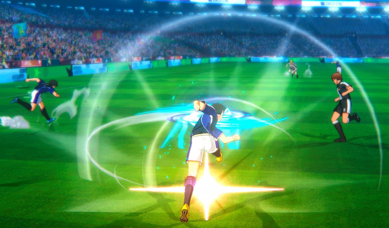 Súper Campeones lanzarán nuevo videojuego