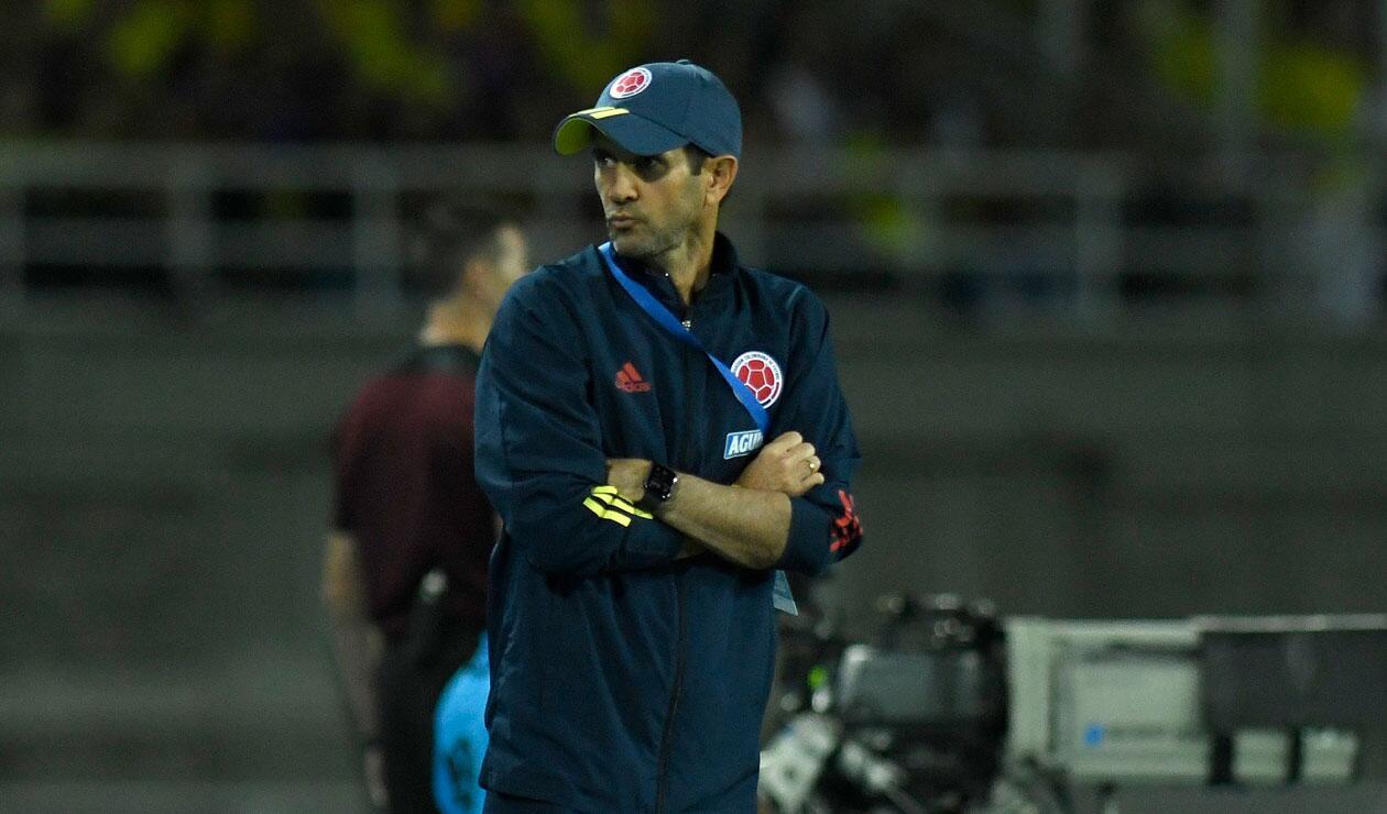Arturo Reyes, Selección Colombia sub-23