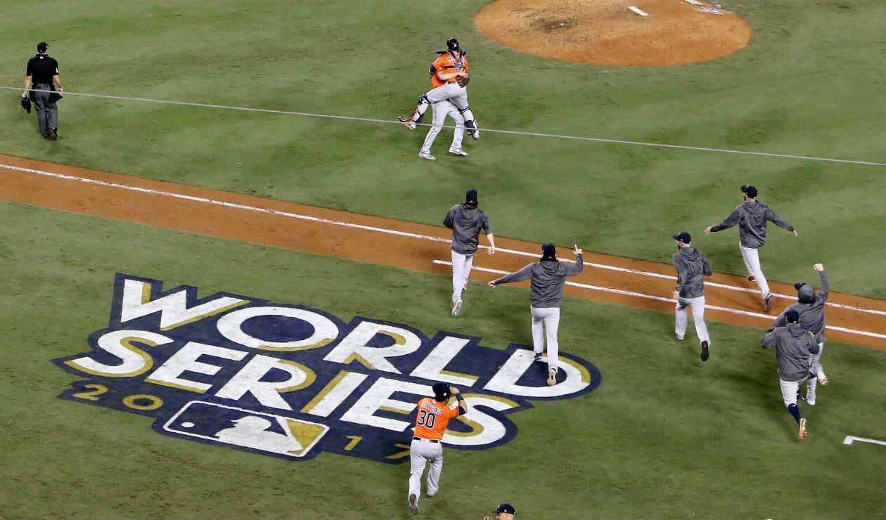 Astros de Houston - Serie Mundial 2017