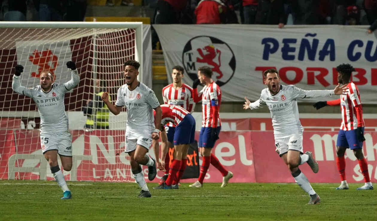 Atlético de Madrid - Copa del Rey