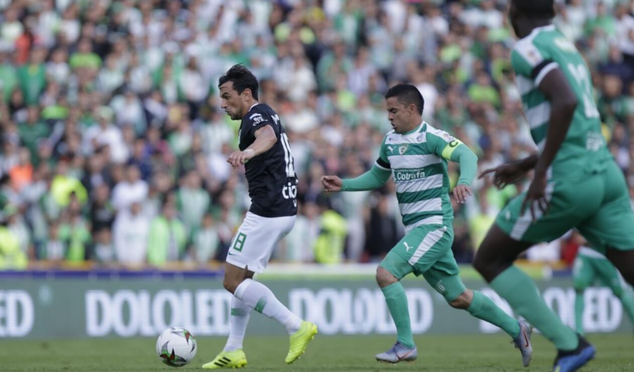 Tino Costa - Atlético Nacional