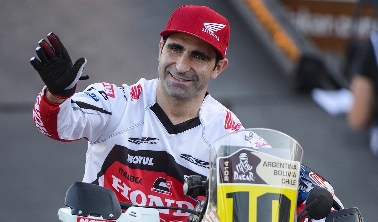 Paulo Gonçalves fallece en el Rally Dakar -2020