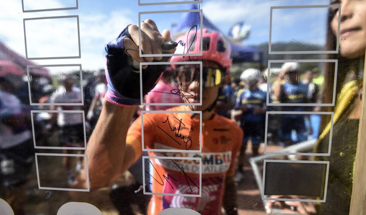 Sergio Higuita, Tour Colombia 2020