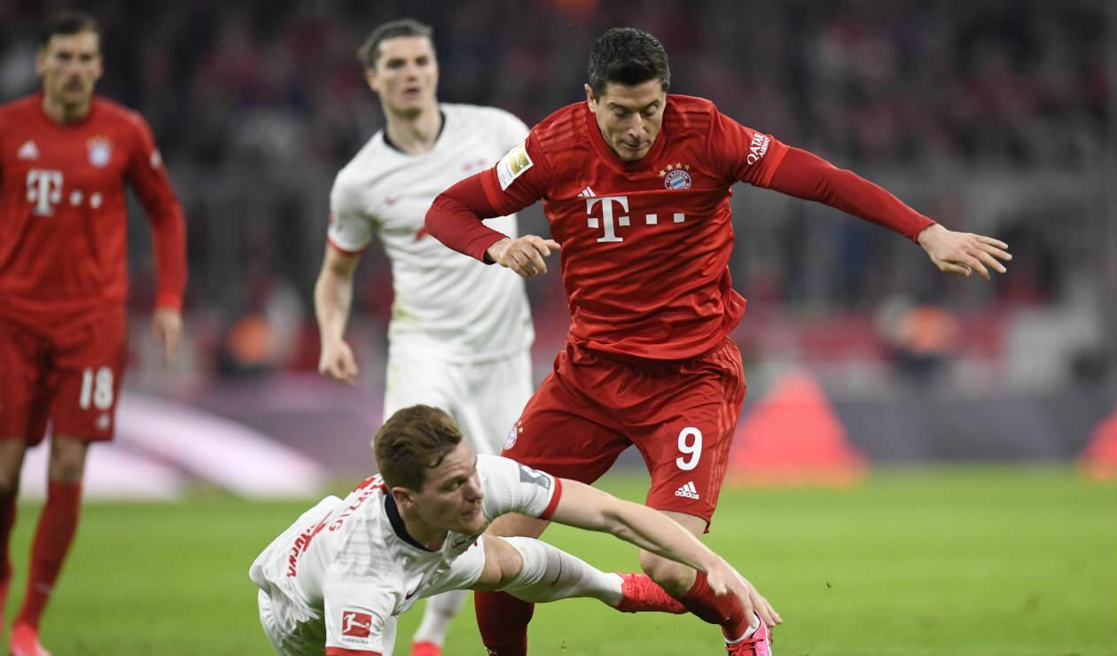 Bayern Múnich - 2020
