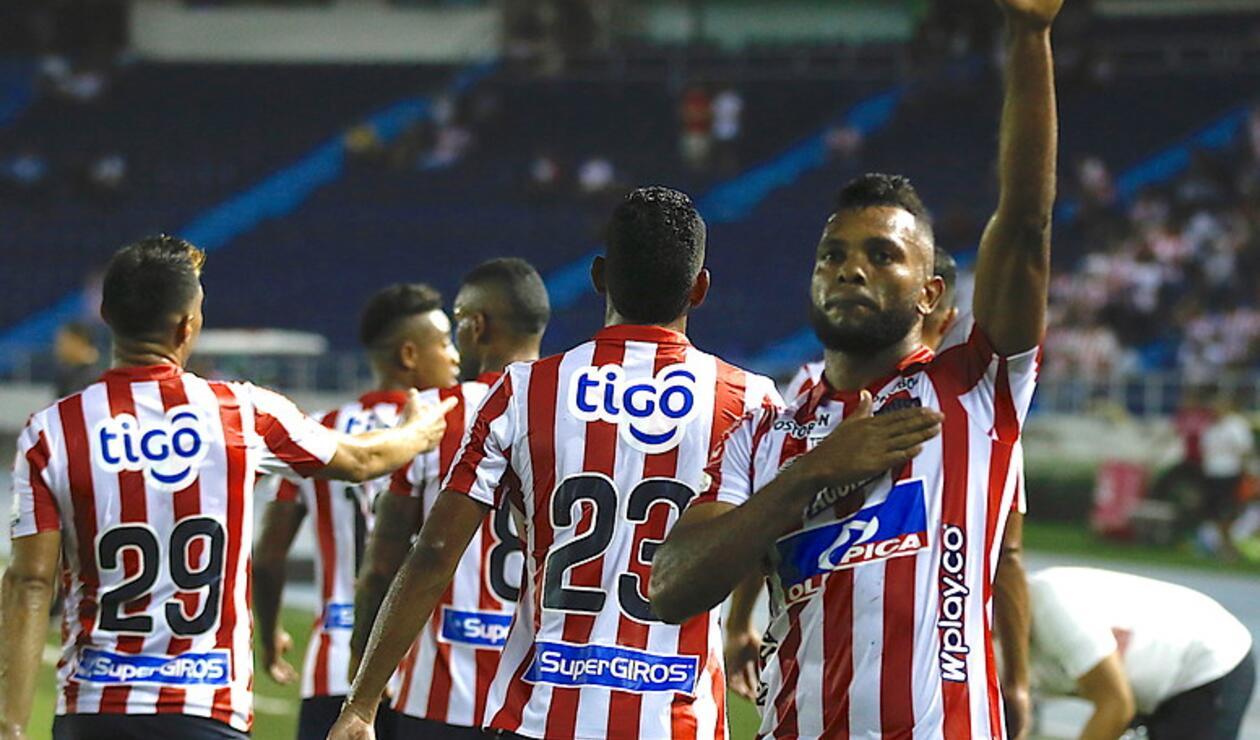 Junior vs Medellín - Liga BetPlay