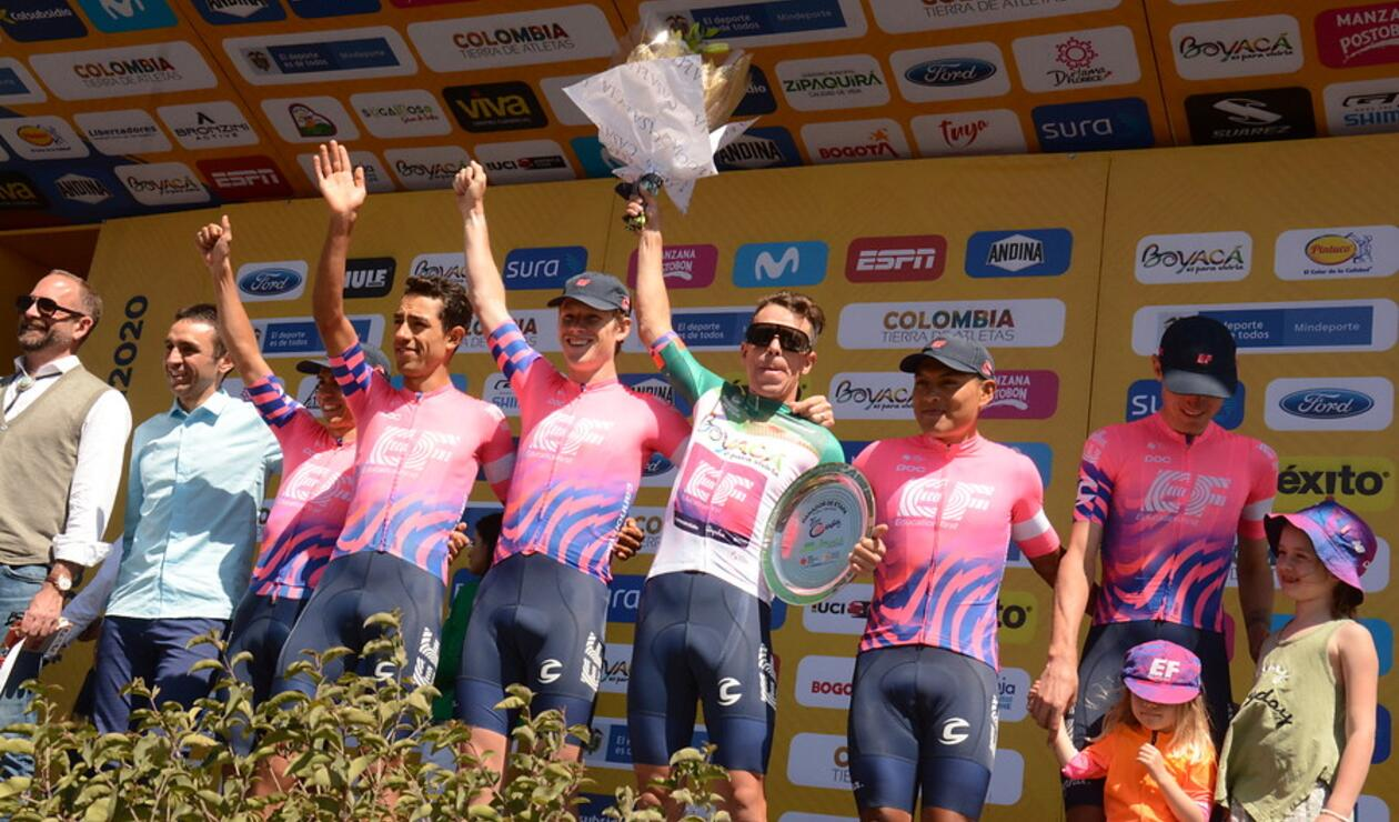 EF Pro Cycling - Tour Colombia 2020