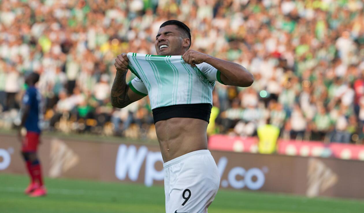 Jefferson Duque - Atlético Nacional 2020