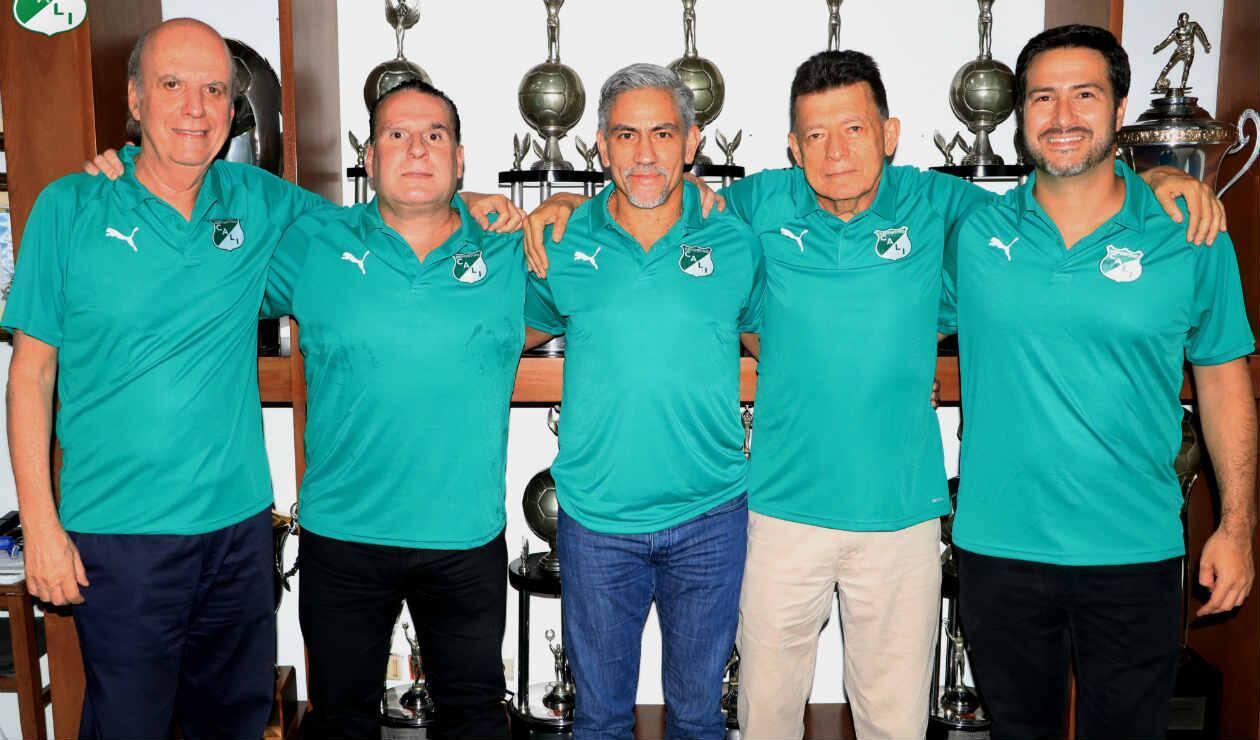 Deportivo Cali Anuncio Cambios En Su Comite Ejecutivo Antena 2