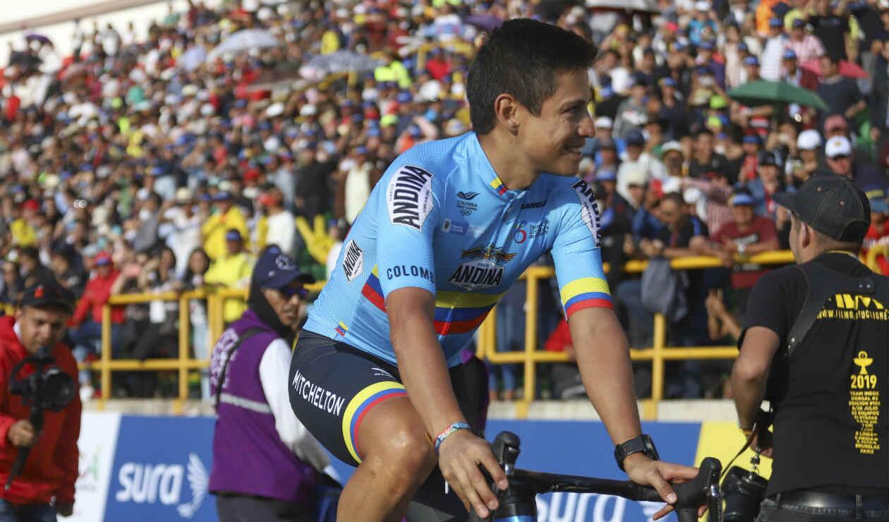 Esteban Chaves - 2020