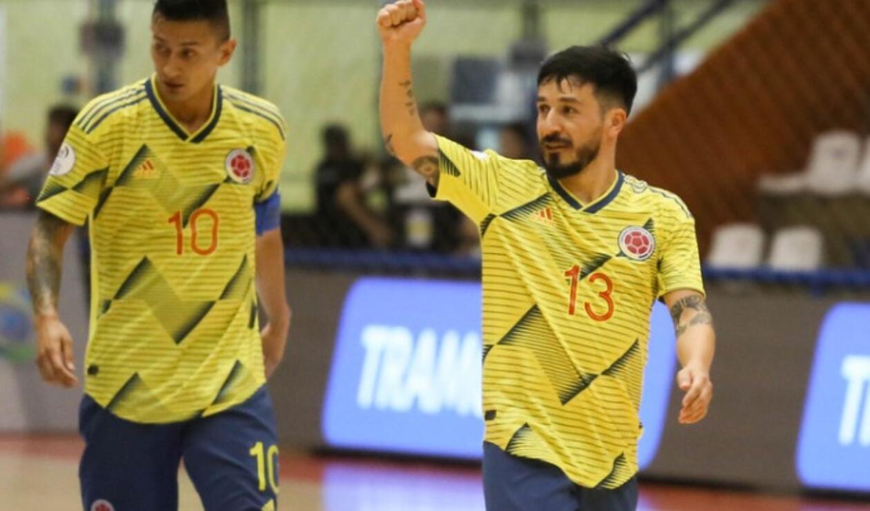 Selección Colombia futsal