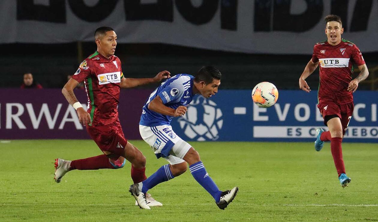 Millonarios - Copa Sudamericana 2020