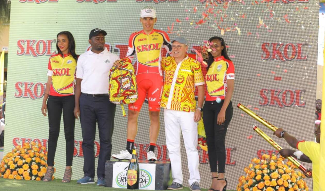 Jonathan Restrepo, Tour de Rwanda