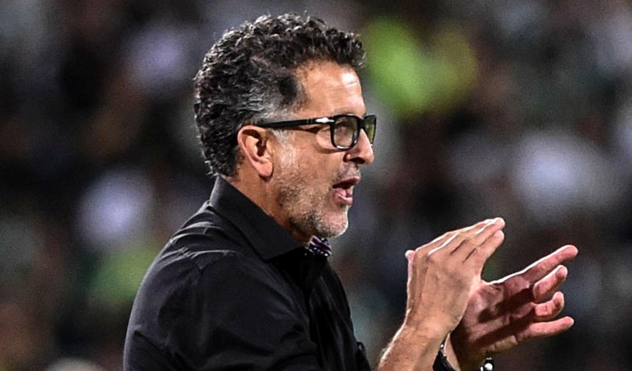 Juan Carlos Osorio, Atlético Nacional