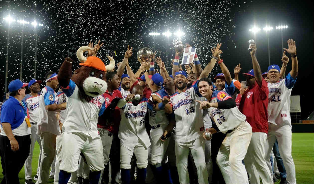 República Dominicana - béisbol