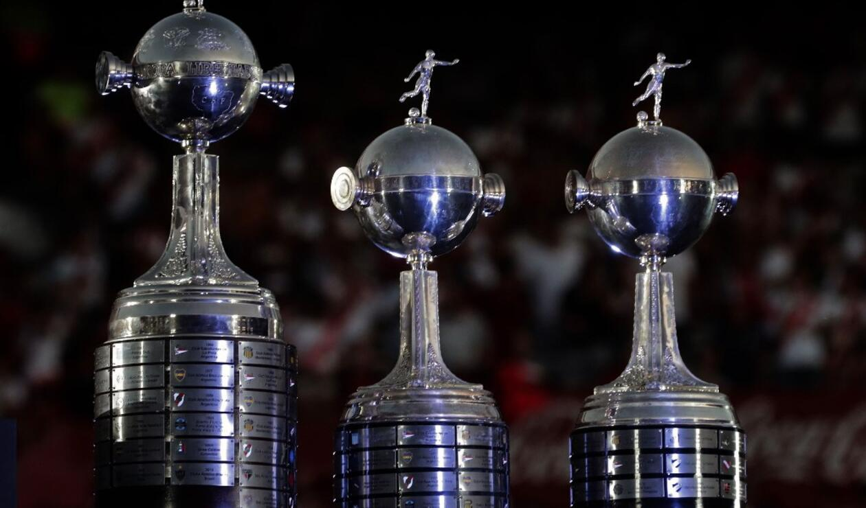 Copa Libertadores - trofeo