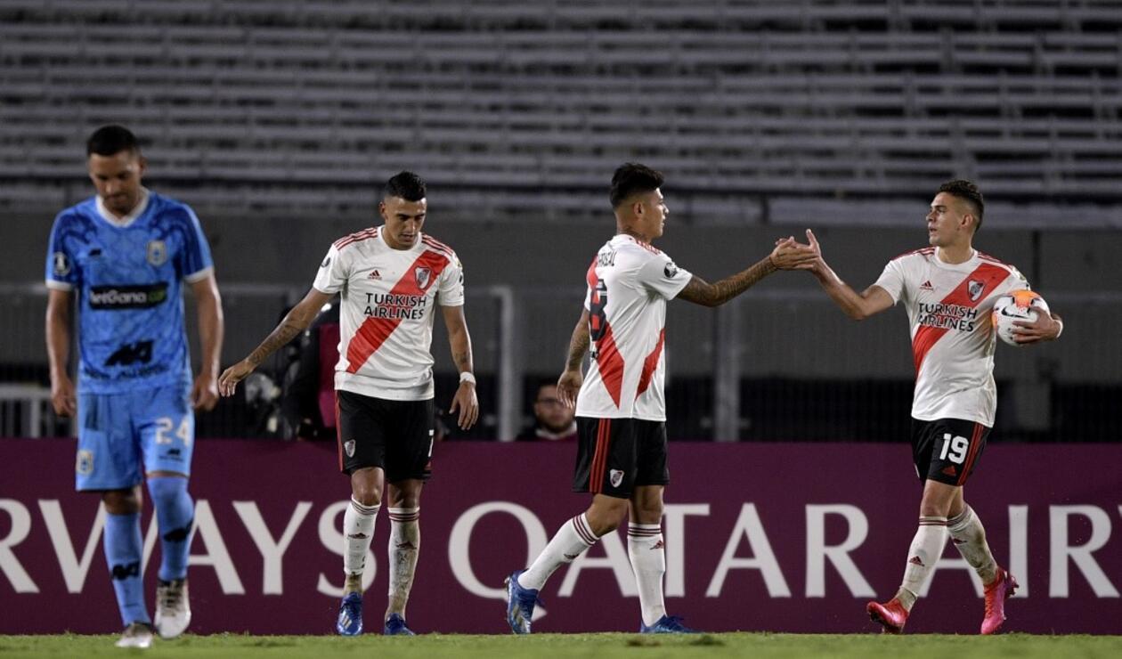 River Plate vs Binacional - Copa Libertadores 2020