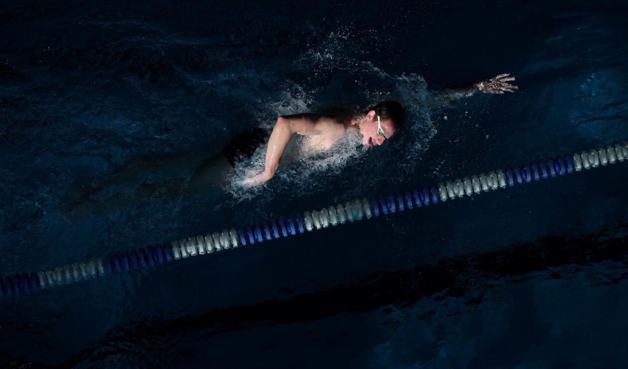 Natación olímpica