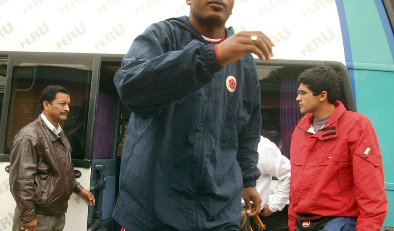 Edwin Congo, exfutbolista colombiano