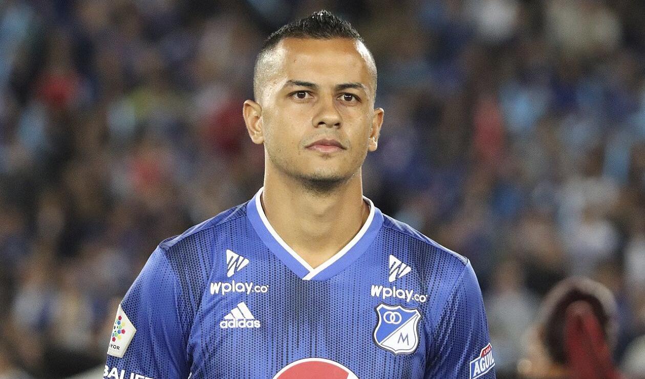 Luciano Ospina, defensor de Millonarios