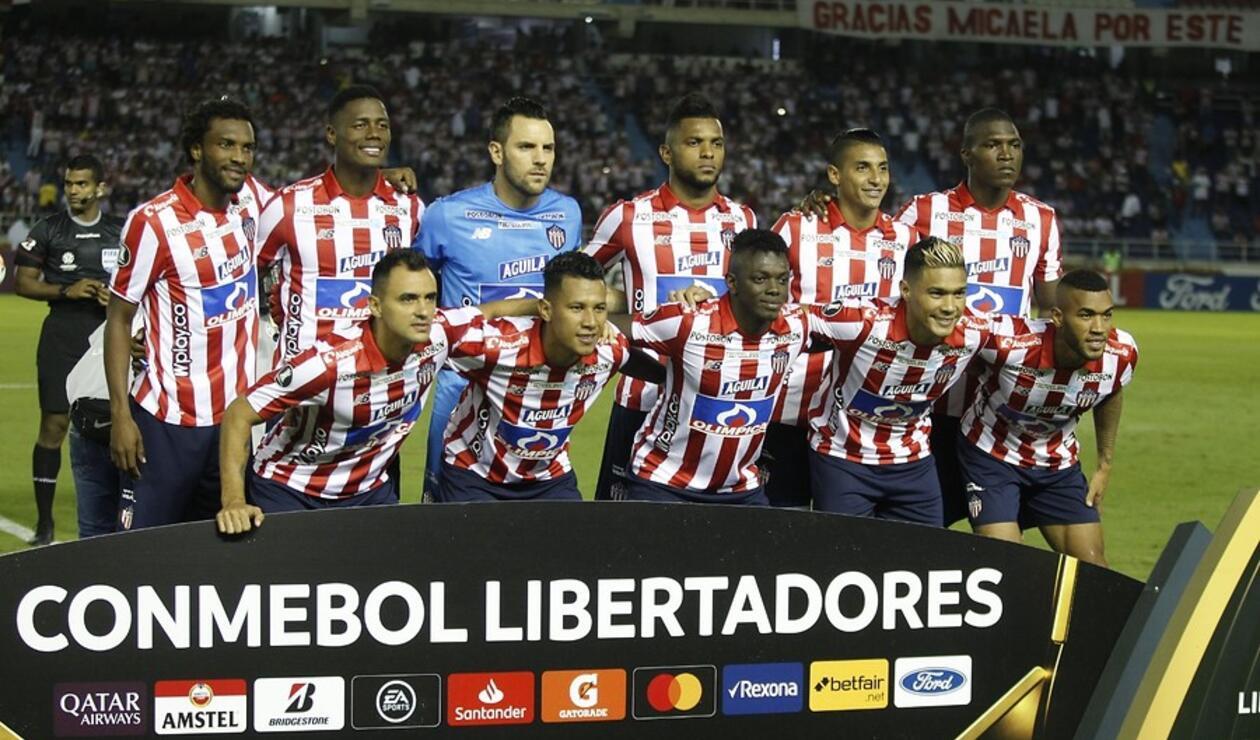 Junior de Barranquilla, Libertadores 2020