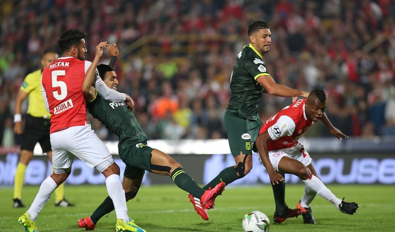 Independiente Santa Fe vs Nacional