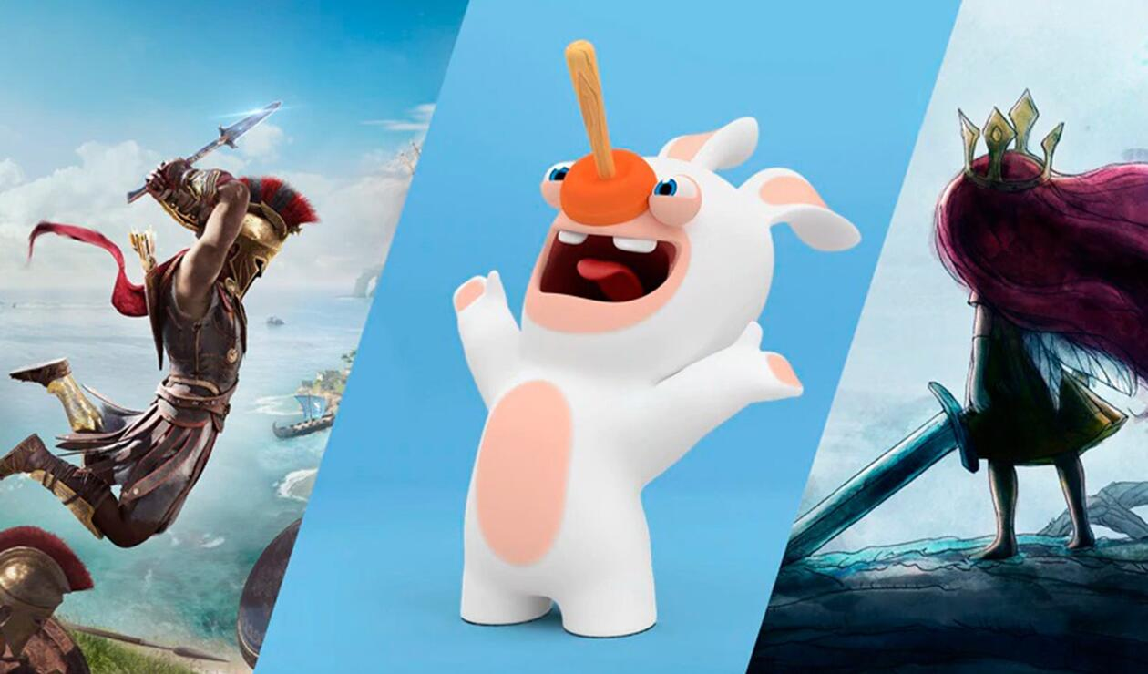 Ubisoft ofrece algunos juegos gratuitos