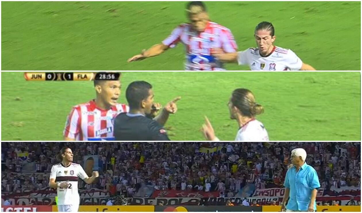 Junior vs Flamengo - Copa Libertadores