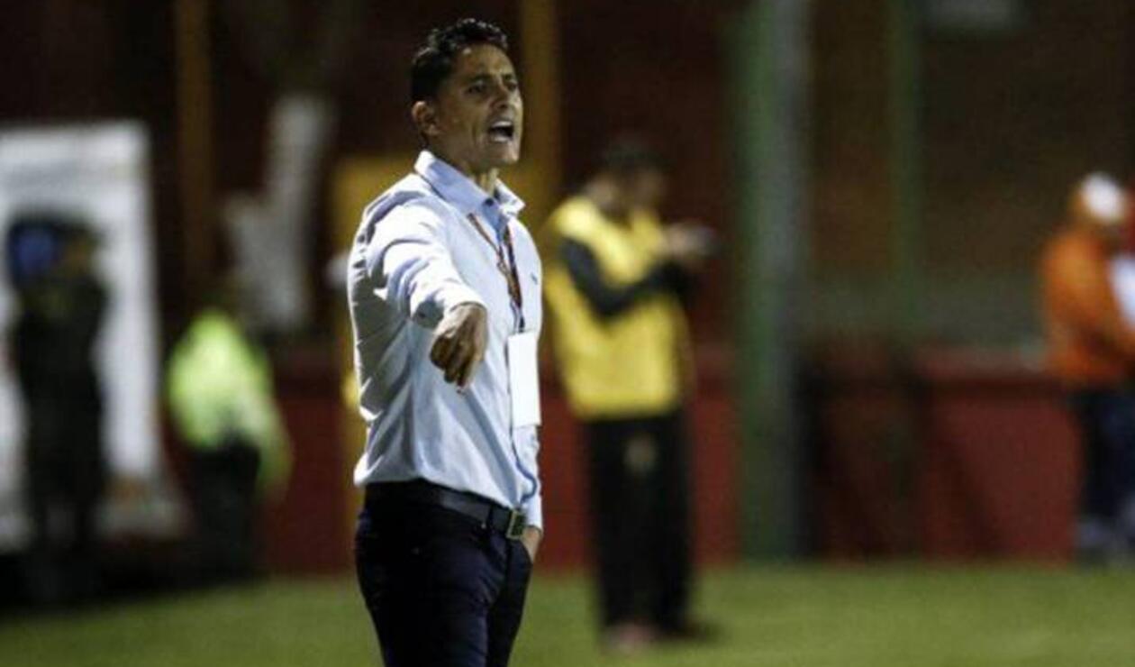 Giovanni Hernández, director técnico Atlético FC
